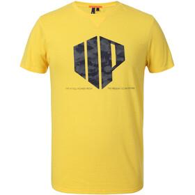 Icepeak Cray Miehet Lyhythihainen paita , keltainen